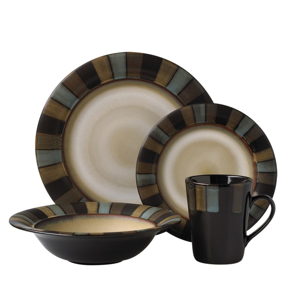 Pfaltzgraff Everyday Cayman 16-piece Dinnerware Set