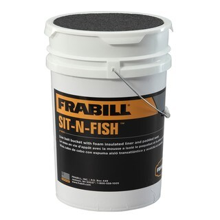 Frabill Sit-N-Fish Bucket