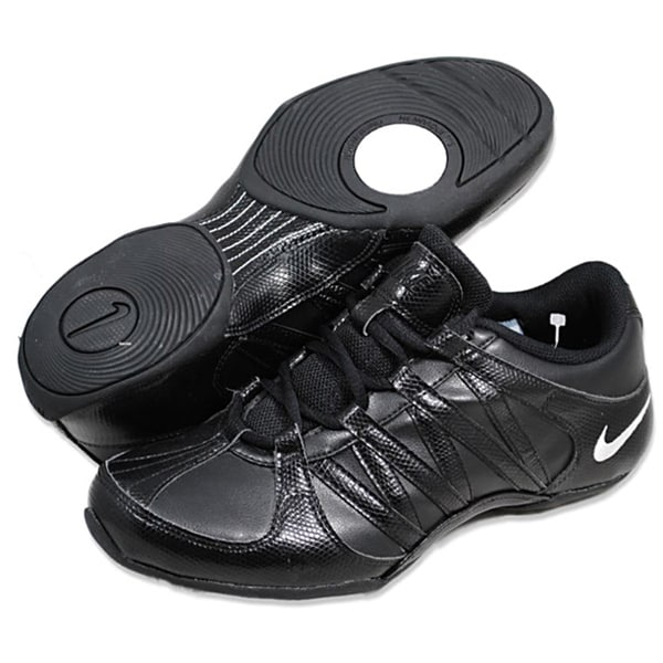 245d6222275c Shop Nike Women s  Musique IV  Black Athletic Shoes - Free Shipping Today -  Overstock - 7828102