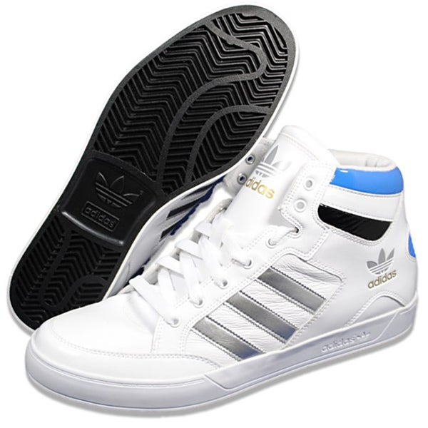 Adidas Men's 'Hard Court Hi' Athletic Shoes