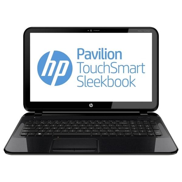 "HP Pavilion TouchSmart 15-b100 15-b150US 15.6"" LCD 16:9 Notebook - 13"