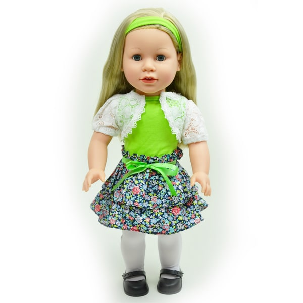 The New York Doll Collection 18-inch Tillie Doll
