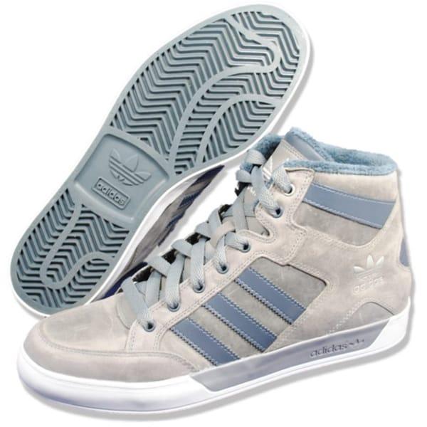 Adidas Men's Hard Court Hi Basketball Shoes