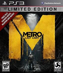 PS3 - Metro: Last Light