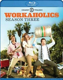 Workaholics: Season 3 (Blu-ray Disc)
