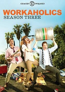 Workaholics: Season 3 (DVD)