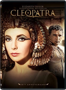 Cleopatra (50th Anniversary Edition) (DVD)