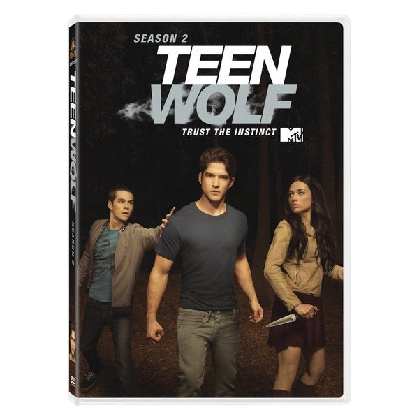 Teen Wolf Season 2 (DVD)