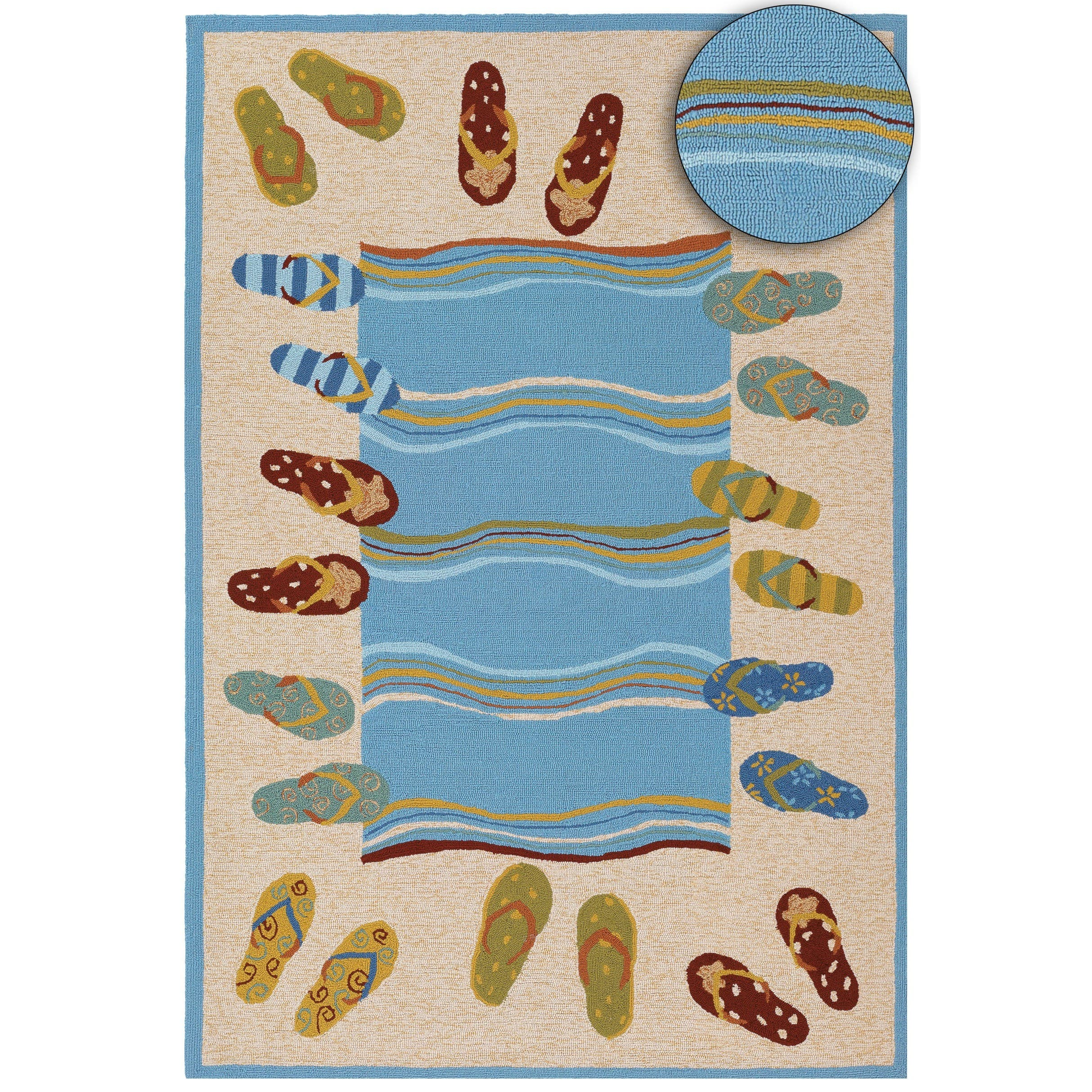 Mold Free Outdoor Rugs Guide Gear Reversible 9 X 12