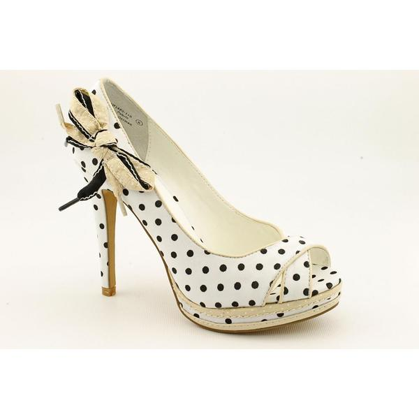 Not Rated Women's 'Head Turner' Fabric Dress Shoes