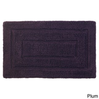 Luxurious 20 x 32-inch Cotton Bath Mat
