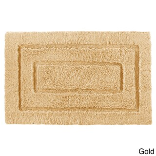 Luxurious 20 x 32-inch Cotton Bath Mat