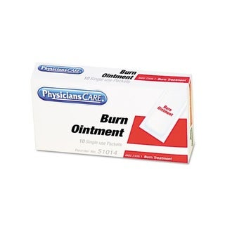 Physicians Care Burn Cream Packets (Pack of 10)