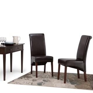 WYNDENHALL Franklin Parson Chairs (Set of 2)
