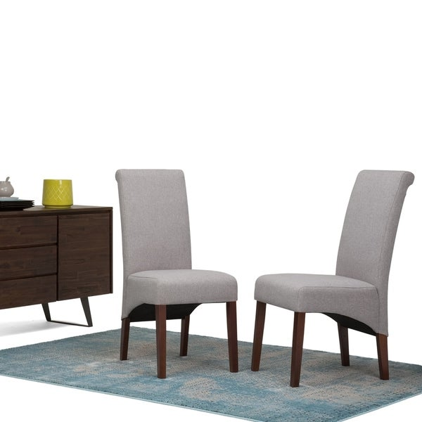 WYNDENHALL Franklin Parson Chairs (Set of 2)