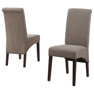 WYNDENHALL Franklin Parson Chairs (Set of 2) (More options available)