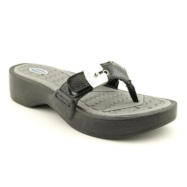 Dr. Scholl's Women's 'Roll' Synthetic Sandals