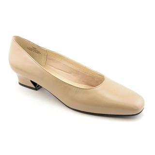 David Tate Women's 'Fresh' Leather Dress Shoes - Narrow (Size 12)