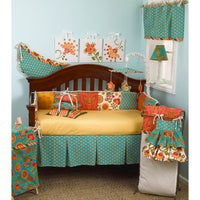 Cotton Tale Gypsy 8 Piece Crib Bedding Set