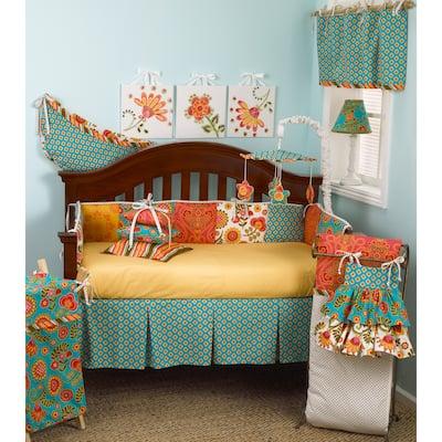 Cotton Tale Gypsy 8-piece Crib Bedding Set