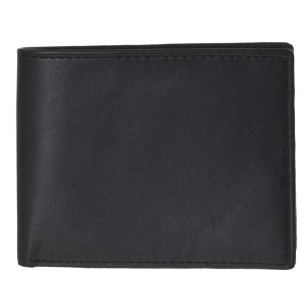 Joseph Abboud Men's Leather Slim Fold Wallet