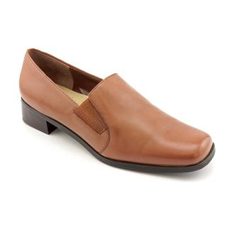 Trotters Women's 'Ash' Leather Dress Shoes - Wide (Size 7)