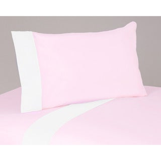 Sweet JoJo Designs 200 Thread Count Ballerina Bedding Collection Cotton Sheet Set