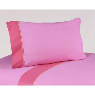 Sweet JoJo Designs 200 Thread Count Butterfly Bedding Collection Cotton Sheet Set