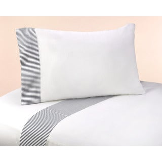 Sweet JoJo Designs 200 Thread Count Come Sail Away Bedding Collection Cotton Sheet Set