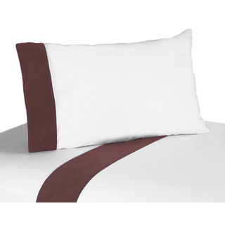 Sweet JoJo Designs 200 Thread Count Deco Dot Modern Bedding Collection Cotton Sheet Sets