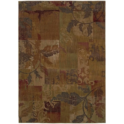 Green Area Rugs Clearance