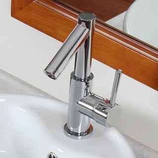 Elite Chrome Luxury Bathroom Sink Faucet