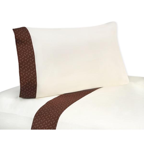 Sweet JoJo Designs 200 Thread Count Night Owl Bedding Collection Cotton Sheet Set