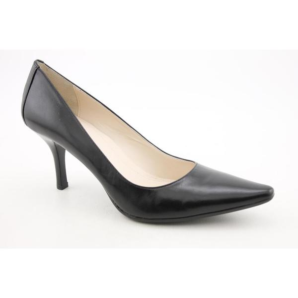 Calvin Klein Women's 'Dolly' Leather Dress Shoes (Size 9)
