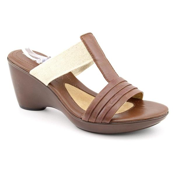 Naturalizer Women's 'Kora' Leather Sandals (Size 6)