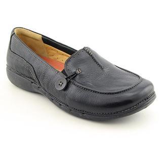Clarks Women's 'Un.Believable' Leather Casual Shoes (Size 9.5)