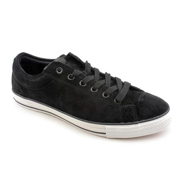 91e8a5fb6680 Shop Converse Men s  Cons Cts Ox  Regular Suede Athletic Shoe (Size ...