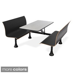OFM 24 x 48 Retro Bench with End Beam Support