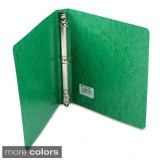 Recycled PRESSTEX Round Ring Binder 1-inch Capacity