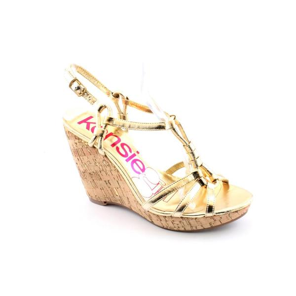 Kensie Girl Women's 'Daville' Mesh Sandals (Size 10)