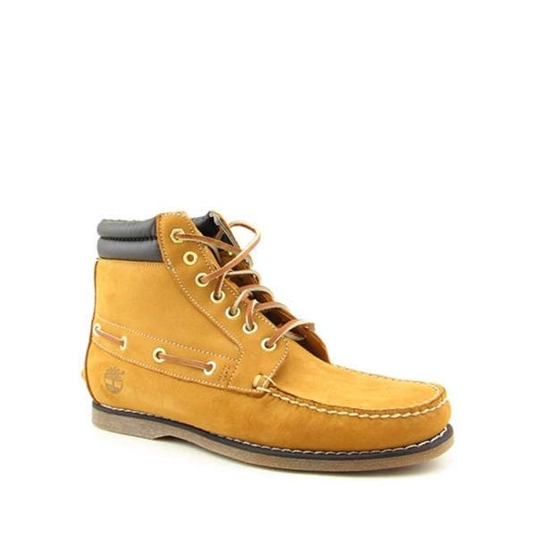 Timberland Men's 'CLS Boat 7 Eye' Nubuck Boots