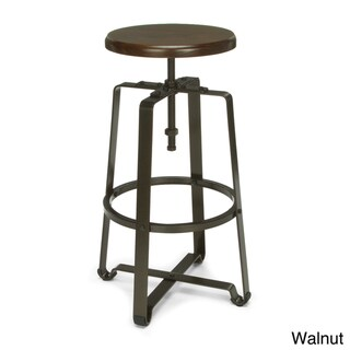 OFM Endure 34-inch Adjustable Height Spindle Stool
