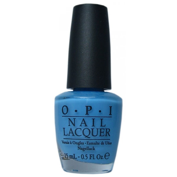 Shop Opi No Room For The Blues Nail Lacquer Free