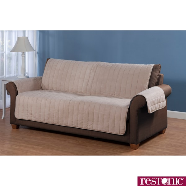 Tailor Fit Waterproof Laminate Loveseat Furniture Protector Free Shipping Today Overstock