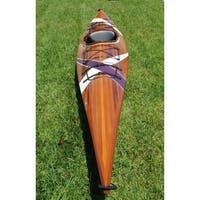 Old Modern Handicrafts 15-Foot Striped Kayak