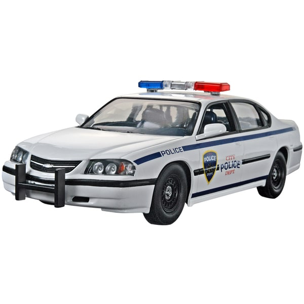 Shop Revell 1:25 Scale '05 Chevy Impala Police Car Model
