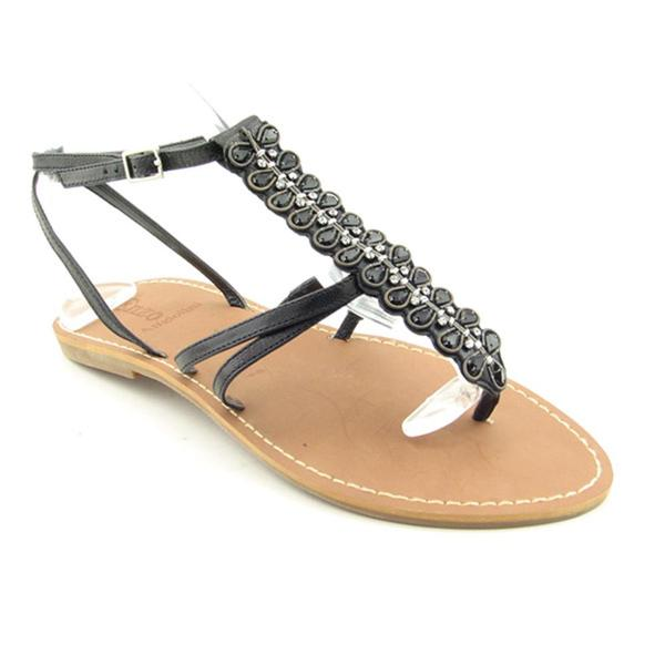 Enzo Angiolini Women's 'Foxie' Leather Sandals