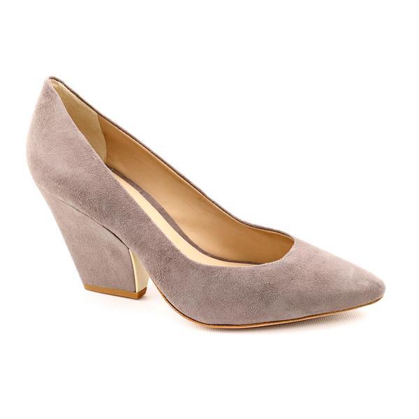 Pour La Victoire Women's 'Aeesha' Kid Suede Dress Shoes (Size 9)