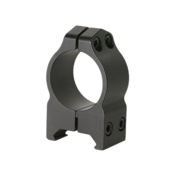 Warne 1-inch Permanent-attach Optic Ring