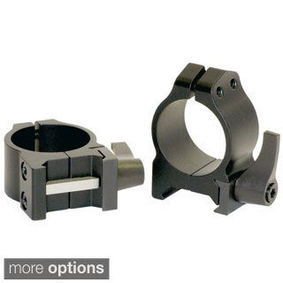 Warne 1-inch Quick Detach Rings